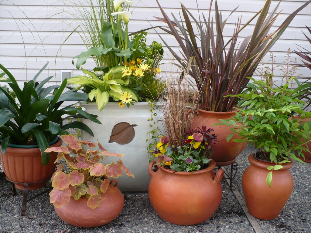 custom planter design